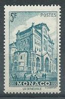 Monaco YT N°181 Cathédrale De Monaco Neuf ** - Unused Stamps