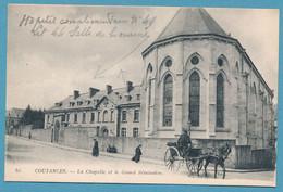 COUTANCES - La Chapelle Et Le Grand Séminaire (animation) - Coutances