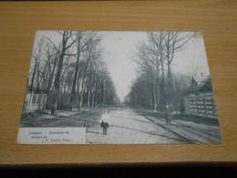 CASTEAU   Chaussée De Bruxelles Animée - Mons