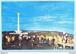 INDONESIEN - National Monument - Museum - Diorama Geschichte Nr. 46 --- AK Postcard Cover (2 Scan)(7955AK) - Indonesia