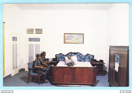 INDONESIEN - National Monument - Museum - Diorama Geschichte Nr. 47 --- AK Postcard Cover (2 Scan)(7956AK) - Indonesia