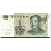 Billet, Chine, 1 Yüan, 1999, KM:895, SUP - China