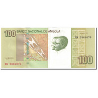 Billet, Angola, 100 Kwanzas, 2012, Octobre 2012, KM:153, SUP - Angola