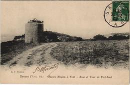 CPA Sanary Ancien Moulin A Vent FRANCE (1103777) - Sanary-sur-Mer