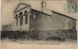 CPA Sanary Chapelle De Notre-Dame De Pitie FRANCE (1103792) - Sanary-sur-Mer
