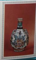 Petit Calendrier De Poche 1985 Création Engelhard  Pot Faience - Pharmacie Chambéry - Groot Formaat: 1981-90