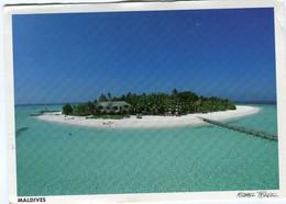 C.P °_ Maldives-Vabbinfaru Paradise Island - Maldives