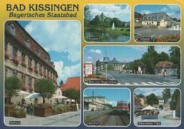 Bad Kissingen U.a. Bahnhof - Ca. 1995 - Bad Kissingen