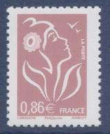 N° 3969 Marianne De Lamouche Valeur Faciale 0,86 € - 2004-08 Marianna Di Lamouche