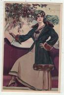 Illustrateurs  Signé  // T.Corbella // Femme à La Mode - Corbella, T.