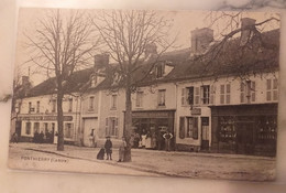 77 SAINT FARGEAU PONTHIERRY - Centre - Saint Fargeau Ponthierry
