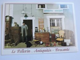 LE PELLERIN - Le Pays De RETZ En L'an 2000 - Antiquités - Brocante Rue Du Docteur Sourdille  B0270 - Altri Comuni