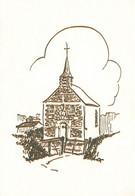Chapelle De N-D. De La Charité à OBAIX (Rossignies) - Pont-à-Celles