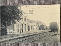 Hamme-binnenzicht Station - Hamme