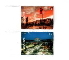 Kosovo Stamps 2021. Cities Of Kosova - Skenderaj. Set MNH - Kosovo