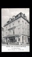 1231-GENT GAND-hotel De La Cour Royale-rue De Flandre-cour D'AUTRICHE--->GOE VERVIERS - Gent