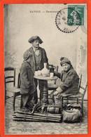 CPA - D73 - CHAMPAGNEUX - ( Savoie ) -  Oblitéré 1910 -  RAMONEURS -  ( Beau Plan ) - - Andere Gemeenten