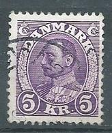 Danemark YT N°226 Roi Christian X Oblitéré ° - Used Stamps