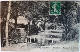 1 - FORCALQUEIRET - Passerelle - Raccourci De La Gare - Altri Comuni