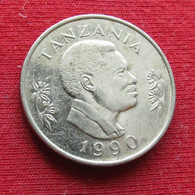 Tanzania 1 Shilingi 1990 KM# 22 Tanzanie Shilling - Tanzania