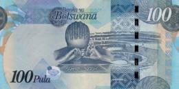 BOTSWANA P. 33b 100 P 2010 UNC - Botswana