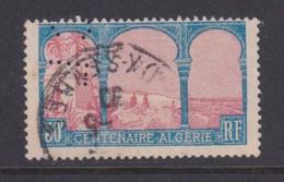 Perforé/perfin/lochung France 1930 No 263 CL Crédit Lyonnais (210?) - Perforés