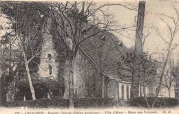 ARCACHON - Eglise Anglaise - Ville D'Hiver - Place Des Palmiers - Très Bon état - Arcachon