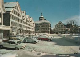 Schweiz - Gais - Dorfplatz - Ca. 1980 - AR Appenzell Rhodes-Extérieures