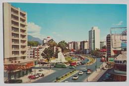 CARACAS - Plaza Chacaito - Avenida Gral. Francisco De Miranda - Venezuela - Venezuela