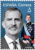 ESPAGNE SPANIEN SPAIN  ESPAÑA 2021 KING REY FELIPE VI MNH ED 5481 MI 5522 YT 5222 - 2011-... Unused Stamps