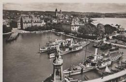 Lindau Im Bodensee - Hafen Von Oben - Ca. 1935 - Lindau A. Bodensee