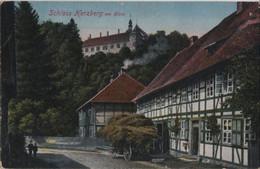 Herzberg - Schloss - Ca. 1920 - Herzberg