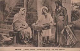 Israel - Nazareth - The Holy Family - Ca. 1940 - Israel