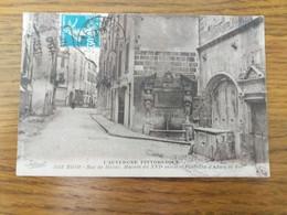 63 RIOM Rue De Mozac - Riom