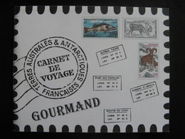 TAAF: TB Carnet Voyage C372, Neuf XX . - Boekjes