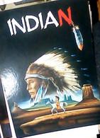 Native Americans Indian Chief  ILLUSTRATA BY MARTINO N1990 IB6875 - Native Americans