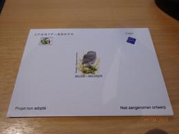 A.Buzin NA35 Steenuil - Proyectos No Adoptados