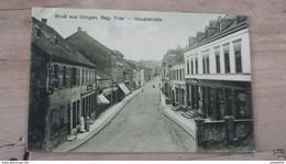 ALLEMAGNE : Gruss Aus ILLINGEN, Reg Trier, Hauptstrasse ................ 201101-1508 - Sin Clasificación