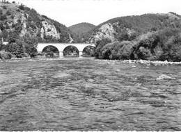 43 - Retournac - La Loire Et Viaduc Des Sables - Retournac