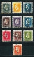 Nueva Zelanda Nº 148/... Usado Cat.39€ - Used Stamps
