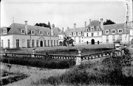 PN - 147 - INDRE ET LOIRE - CHAMPIGNY SUR VEUDE - Chateau - Anciennes Servitudes - Original Unique - Glass Slides