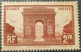 N° 258 Neuf ** Gomme D'Origine, Etat Bien - Unused Stamps