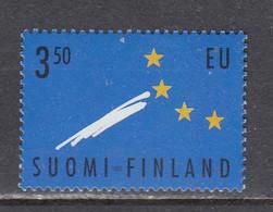 Finland 1995 - Finland Joins The European Union, Mi-Nr. 1288, MNH** - Nuevos