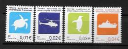 2014 - 705 à 708**MNH - Série Courante - Nuevos