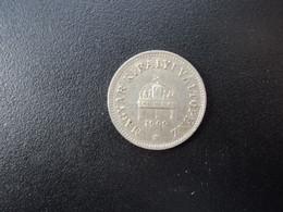 EMPIRE AUSTRO - HONGROIS : 10 FILLÉR   1909 KB    KM 482    SUP - Hungary