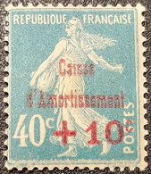 N° 246 Neuf ** Gomme D'Origine, Voir Etat - Unused Stamps