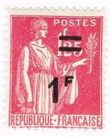 France, N° 483 - Type Paix - Ungebraucht