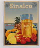 Frisdrank  SINALCO  17op 22cm - Levensmiddelen