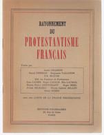 Rayonnement Du Protestantisme Français   1957 - Godsdienst