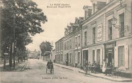 LA SUZE : BOULEVARD HENRI WILLE - La Suze Sur Sarthe